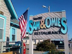 Sam and Omies Restaurant Nags Head, North Carolina Outer Banks...Donna says to have breakfast here