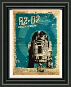 Hey, I found this really awesome Etsy listing at https://www.etsy.com/listing/189348359/star-wars-r2d2-vintage-silhouette-print