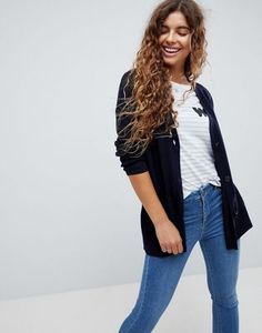 ASOS Cardigan with Pockets and Buttons