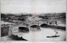 Princess Bridge Melbourne 1888