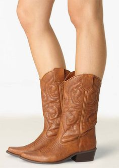 Thank you Target for making cheap and cute cowboy boots! These are ...