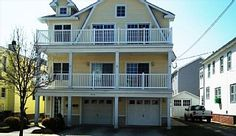New! Clean! SHORE to PLEASE! 4BR Slps 12! Book 2015 Prime Time Weeks $2,500.00!Vacation Rental in Wildwood from @homeaway! #vacation #rental #travel #homeaway