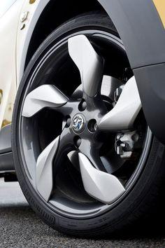 Vauxhall Adam (2015) Rocks Air Wheel