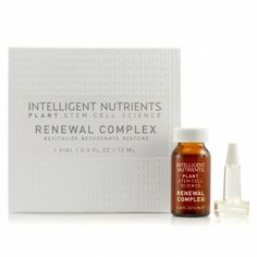 Plant Stem Cell Science Erneuerungskomplex: Gezielte Behandlung INTELLIGENT NUTRIENTS