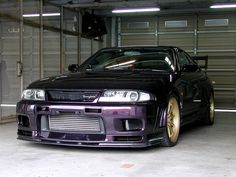 R33 Skyline - I want one!