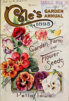 Cole's garden annual 1895