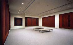 Seagram Murals, 1958/59 Mark Rothko Tate Gallery, New York Studio, Gerhard Richter, Willem De Kooning, New York Art, Mark Rothko, Jackson Pollock, Modern Spaces, Painting Inspiration