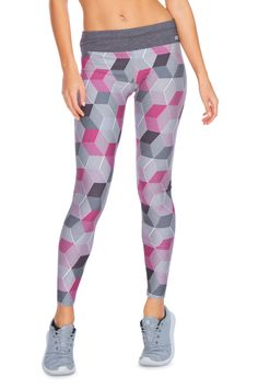 17b78deabc6 Lorna Jane Geo Pop Tight    Fitness Fashion Fitness Fashion