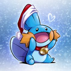 Merry Mudkip by zillabean on DeviantArt