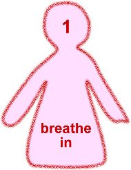 7/11 breathing. A skill to use for anxiety. It's recommended to do it for 10-15 minutes.