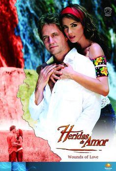 Heridas de Amor (Mexico 2006) - Guy Ecker & Jacqueline Bracamontes
