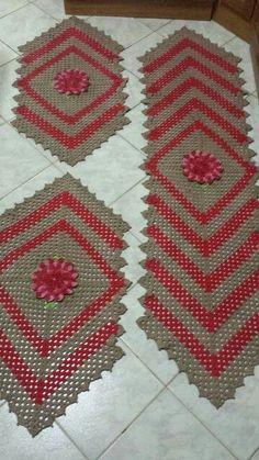 (11) Nádia só gráficos de crocher
