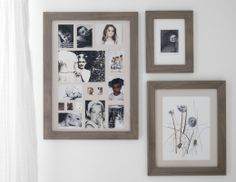 How quickly children grow! Capture precious moments and display them in a collage frame, like JÄLLVIK.