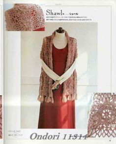 Ondori 11314----女装及生活小编织