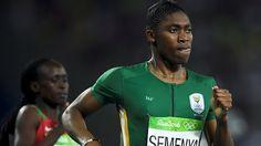 Rio Olympics 2016: Semenya boxed in by gender debate