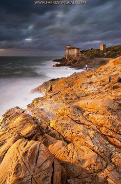GOLDEN BOCCALE - Boccale Castle, Livorno, Italy, 18th Sep 2013