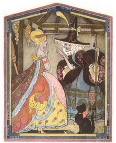 Cinderella 1925 Ethel Larcombe