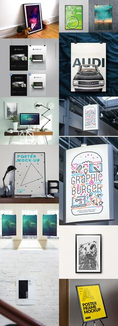 Designers put a lot of effort in designing posters/flyers and it is very important to know that how those designs will look in real world backgrounds. So to help you to present your poster and flyer designs we have collected 21 Awesome Free Poster & Flyer Mock-ups. These free mock-ups will help you to present …