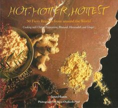 HOT HOTTER HOTTEST 50 Fiery Recipes von Janet Hazen Cookbook Cooking | eBay