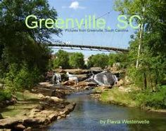 Greenville, South Carolina this is a park downtown