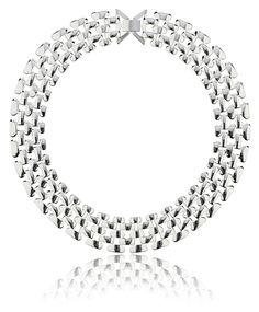 Gina Tricot -Linked short neckwear