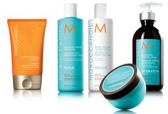 moroccanoil for hair and skin!