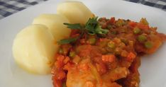 Pasando de la teoría a la práctica. Recetas de cocina casera con paso a paso fotográfico. Cantaloupe, Mashed Potatoes, Seafood, Grains, Rice, Eggs, Fruit, Breakfast, Ethnic Recipes