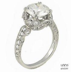 LDR-927 #InfinityLine #vintagestyle #engagement