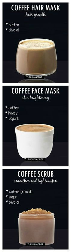 How+To+Use+Coffee+For+Skin+And+Hair
