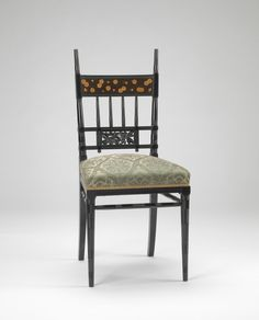 Side Chair – Herter Brothers 1877-79 - RISD MUSEUM