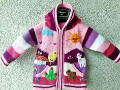 Peru Alpaca Shop | Alpaca Sjaal | Alpaca Poncho | Alpaca truien vesten | Alpaca muts| Inca Keros Sjaman Cape Cute Cardigans, Cute Sweaters, Wool Sweaters, Peru, Inca, Hooded Sweater, Kid, Autumn, Free Shipping