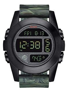 b3d6cebd8a Nixon Unit Expedition Watch - Men s Marbled Camo
