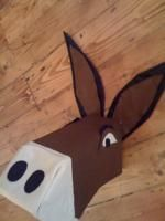How to make another donkey costume and sell it on the internet by victoria_jane em 43 Things