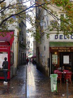 Halles Quarter, Rue Courtalon, Paris