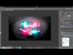 Dominando Photoshop: Efectos de Iluminación