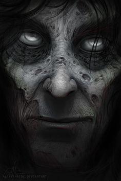 Dead Eyes by Altalamatox