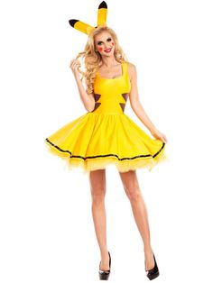 Sexy Catch Me Honey Costume - Womens Costumes for 2018 | Wholesale Halloween Costumes