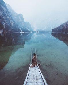 Lago di Braies Italy | Johan Lolos Say Yes To Adventure