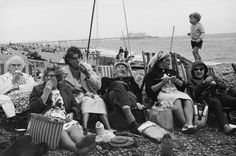 Only in England: Photographs by Tony Ray-Jones and Martin Parr. Science Museum, London, until 16 March Images copyright Martin Parr/Magnum Photos and National Media Museum. Martin Parr, Beach Photos, Old Photos, Vintage Photos, Seaside Pictures, Seaside Holidays, British Seaside, British Isles, Brighton Uk