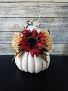 Farmhouse Pumpkin Bouquet