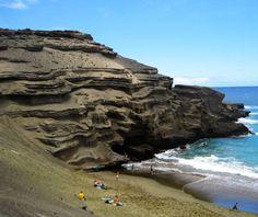 world's strangest beaches: Papakolea