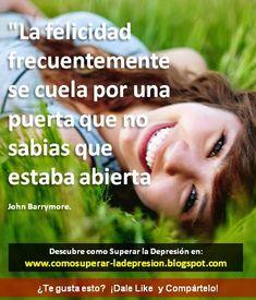 Visita: http://comosuperar-ladepresion.blogspot.com/ y Descubre el secreto para superar la depresión en: