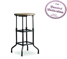 Workshop Stool - Style Matters Workshop Stool, Style Matters, Bar Stools, Furniture, Home Decor, Bar Stool Sports, Decoration Home, Room Decor, Counter Height Chairs