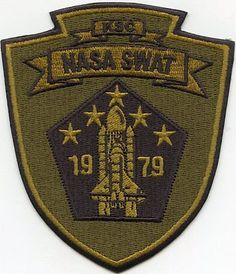 NASA-Kennedy-Space-Center-FLORIDA-SWAT-POLICE-PATCH