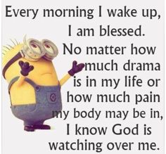 18 Of The Best Minion Jokes, Quotes And Sayings love quotes life quotes funny quotes quote life cute quotes funny quotes humor minion quotes adult jokes Prayer Quotes, Spiritual Quotes, Faith Quotes, Bible Quotes, Positive Quotes, Motivational Quotes, Funny Quotes, Inspirational Quotes, Jokes Quotes