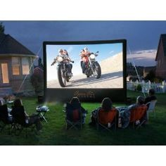 Open air cinema  buy it here ==> http://www.lovedesigncreate.com/open-air-cinema-cinebox-home-16-x-9-backyard-theater-system/