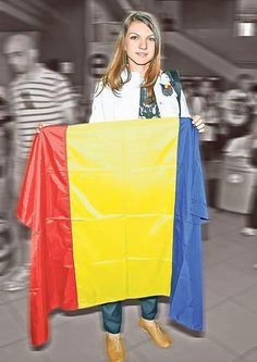Simona Halep - Romania