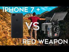 iPhone 7 Plus vs o camera RED de 50.000 dolari | iDevice.ro