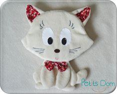 Chabidou la mini bouillote chat
