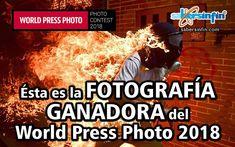 Ésta es la fotografía ganadora del World Press Photo 2018 (Video)
